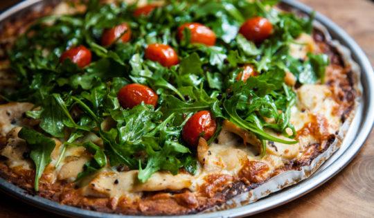 pizza-truffe